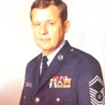 Doc McCauslin in uniform.