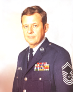 Doc McCauslin in uniform.